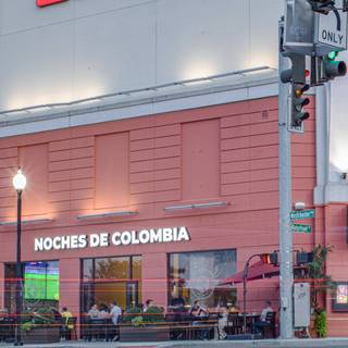 A photo of Noches de Colombia - Port Chester restaurant