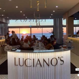 Una foto del restaurante Luciano's
