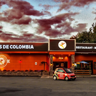 A photo of Noches De Colombia - South Hackensack restaurant