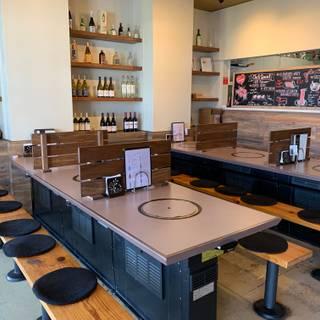 A photo of Tamaen Japanese BBQ - Gardena restaurant