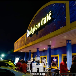 A photo of Babylon Cafe restaurant