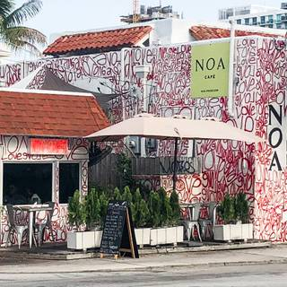 A photo of Noa Cafe restaurant