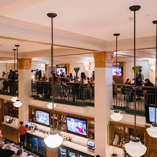 A photo of Sir Winston Wine Loft & Restaurant restaurant