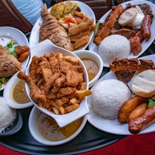 Foto von Noches De Colombia Restaurant