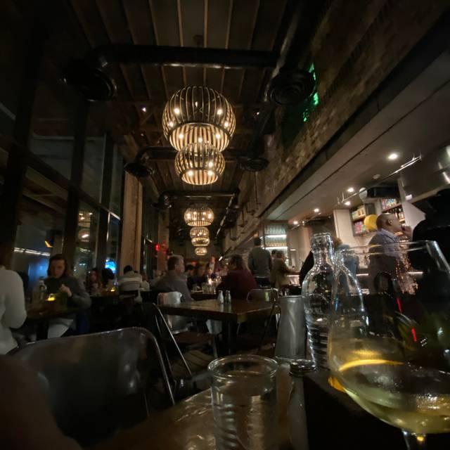 Grotto Downtown Houston Restaurant