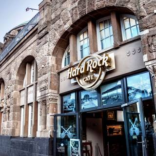 A photo of Hard Rock Cafe - Hamburg restaurant