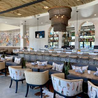 A photo of Carte Blanche Bistro & Bar restaurant