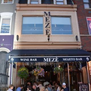 A photo of Meze Restaurant restaurant