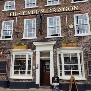 Foto von The Green Dragon Restaurant