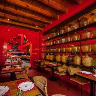 A photo of Corazón de Maguey restaurant
