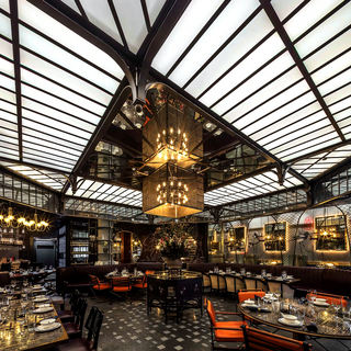 A photo of Mott 32 - Vancouver restaurant