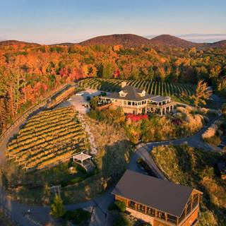 A photo of Wolf Mountain Vineyards restaurant