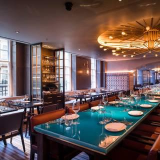 A photo of Rüya London restaurant