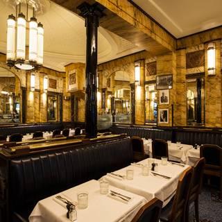 A photo of Vaudeville restaurant