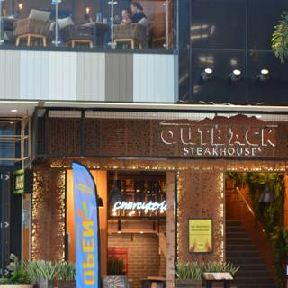 A photo of Outback Steakhouse - Pacific Fair restaurant