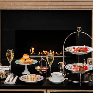 A photo of Afternoon Tea by Jason Atherton restaurant