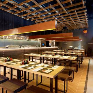 A photo of Wagamama - Midtown restaurant