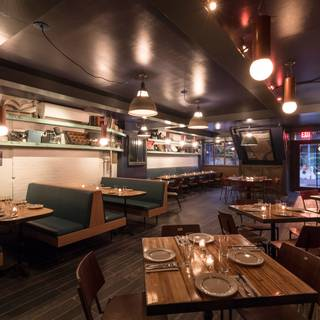 A photo of Speedy Romeo restaurant