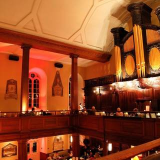 A photo of The Gallery Restaurant at The Church restaurant