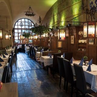 Una foto del restaurante Altes Hackerhaus