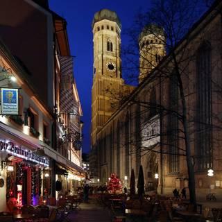 Una foto del restaurante Nürnberger Bratwurst Glöckl am Dom