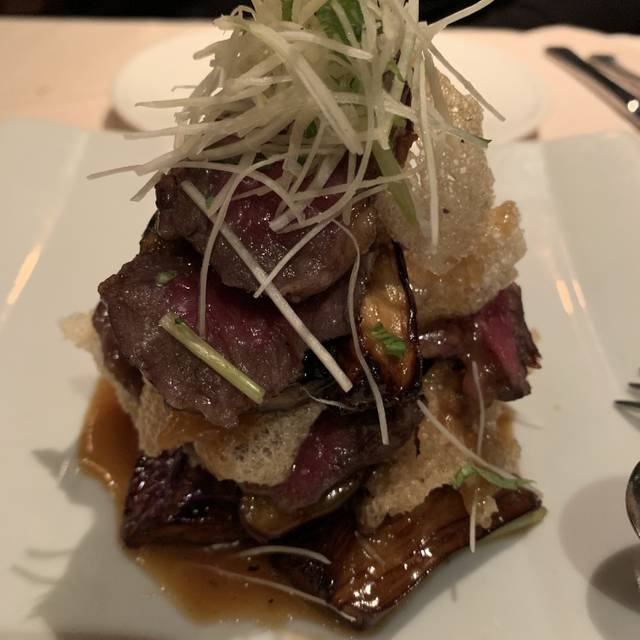Le Filet Montreal Qc Opentable