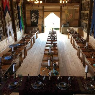 A photo of Good Knights Medieval Feasts restaurant