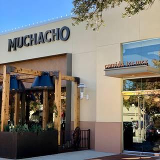 A photo of Muchacho restaurant