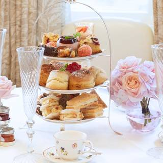 Foto von Afternoon Tea at The Egerton House Hotel Restaurant