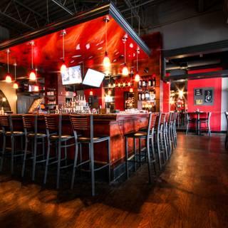 A photo of RED SKY Tapas & Bar restaurant