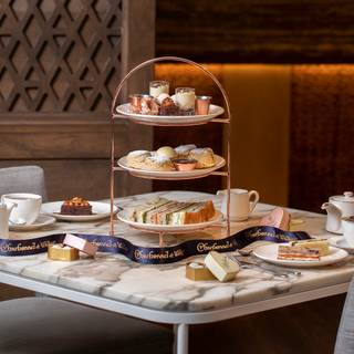 A photo of Afternoon Tea at The May Fair Hotel restaurant