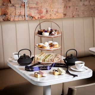 A photo of Afternoon Tea at The Bloomsbury Street Hotel restaurant