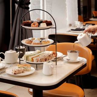 Afternoon Tea at Leicester Square Kitchenの写真