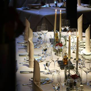 Foto von Restaurant Scheune - Romantik Hotel Neumühle Restaurant