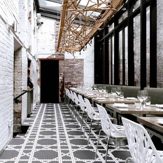 A photo of L'Abattoir Restaurant restaurant