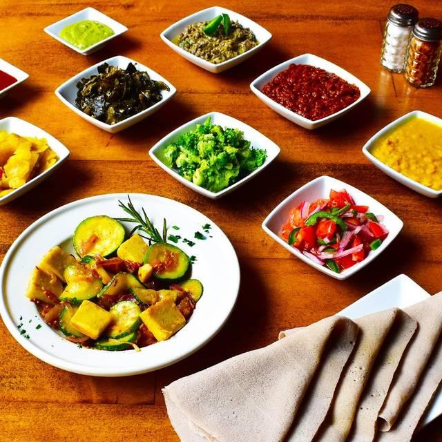 Letena Ethiopian Restaurant - Washington, DC | OpenTable
