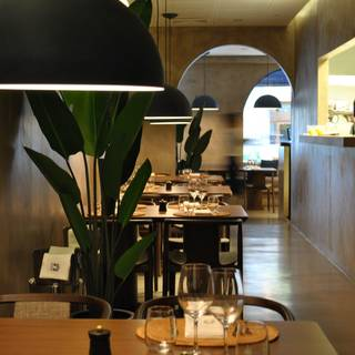 A photo of Pante Madrid restaurant