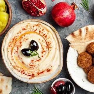 A photo of Justina Falafel restaurant