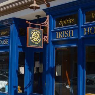 A photo of Alhambra Irish House restaurant