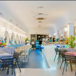 Una foto del restaurante No lo sé Rick´s