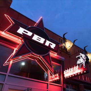A photo of PBR Philly: A Coors Banquet Bar - Xfinity Live! restaurant