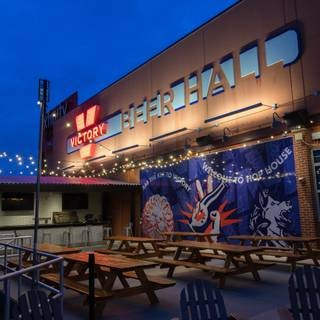 A photo of Victory Beer Hall - Xfinity Live! restaurant