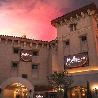 A photo of Bellissimo Ristorante at Casino Del Sol restaurant