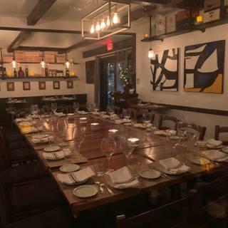 A photo of Locanda Positano restaurant