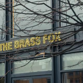 A photo of The Brass Fox restaurant