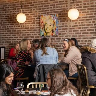 A photo of Flourish restaurant