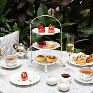 A photo of Palm Court Afternoon Tea at Kimpton Fitzroy London restaurant