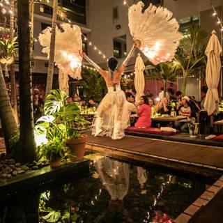 A photo of The Garden South Beach restaurant
