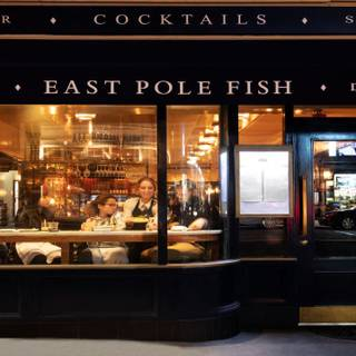 East Pole Fishの写真