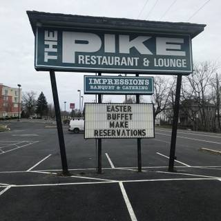 A photo of The Pike Restaurant & Lounge restaurant